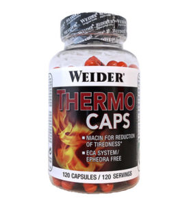 Thermo Caps Weider